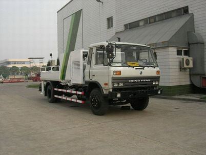 东风车载式混凝土泵车DFZ5126THB1