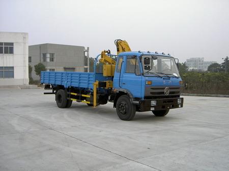 东风随车起重运输车DFZ5168JSQ