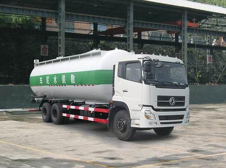 东风散装水泥车、散装水泥运输车最新报价DFL5250GSNA4