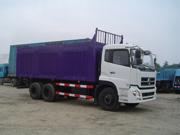 东风软顶厢式运输车DFL5250XXBA4