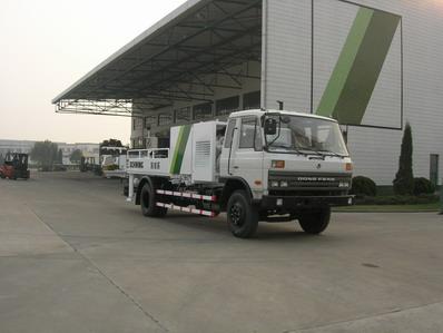 东风车载式混凝土泵车DFZ5126THB