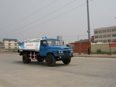 东风吸粪车DFZ5092GXE