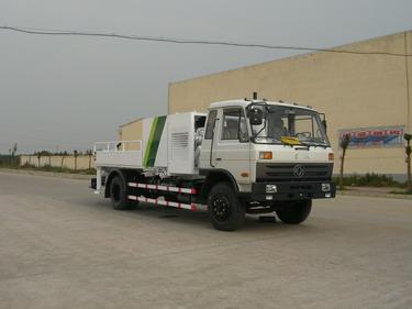 东风车载式混凝土泵车DFZ5126THBK1DFZ5126THBK1