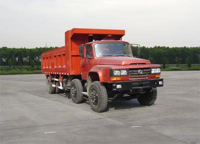 东风三轴自卸汽车EQ3160FF1