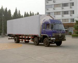 东风翼开启厢式运输车EQ5200XYKT