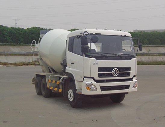 东风混凝土搅拌运输车DFL5250GJBADFL5250GJBA