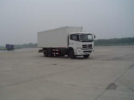 东风厢式运输车DFL5200XXYA2