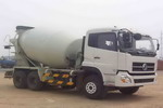 东风混凝土搅拌运输车DFL5251GJBA