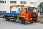 东风随车起重运输车DFZ5120JSQB