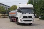 东风化工液体运输车DFZ5200GHYAX9