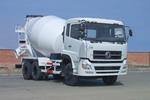 东风混凝土搅拌运输车DFZ5251GJBA