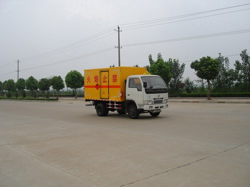 中昌爆破器材运输车XZC5041XQY3XZC5041XQY3型爆破器材运输车