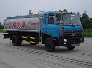 东风单桥加油车EQ5161GJYT1型加油车