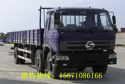 东风前四后四平板货厢,东风神宇普通前四后四平板载货汽车DFS1210G