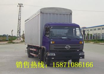 东风篷式运输车,东风6X2前四后四篷式运输车DFS5200XXBL