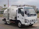 东风垃圾车,垃圾车图片,垃圾车价格SE5070ZZZC型自装卸式垃圾车
