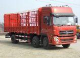 供应东风四轴天龙仓栅式运输车、仓栅式运输车图片DFL5253CCQAXA