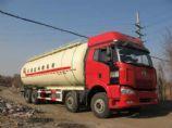 粉粒物料运输车价格、散装水泥罐车