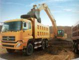 东风DFL3251大力神自卸车供应,现货供应东风大力神DFL3251自卸车