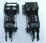 后悬支架总成(左/右),龙门减震支架