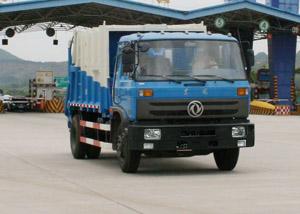东风压缩式垃圾车,东风垃圾车报价EQ5110ZYST