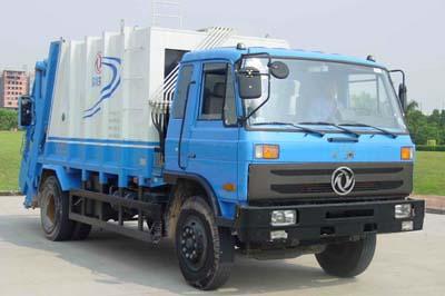 东风压缩式垃圾车,东风垃圾车报价EQ5160ZYSS3