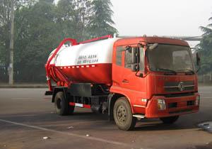 供应东风吸污车,东风吸污车价格EQ5123GXWT