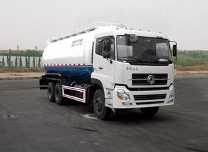 东风粉粒物料运输车、粉粒物料运输车报价EQ5254GFLT2