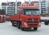 东风天龙315马力前四后八9米6平板载货车价格DFL1311A4DFL1311A4