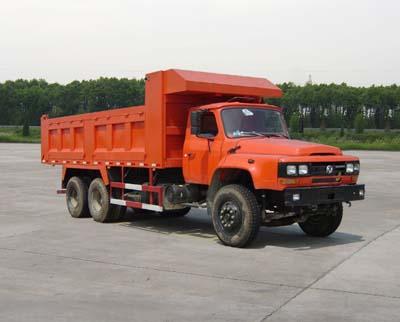 东风尖头三轴自卸车EQ3190FZ型自卸汽车