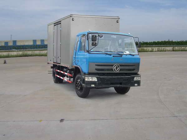 东风厢式车EQ5168XXYK1型厢式运输车
