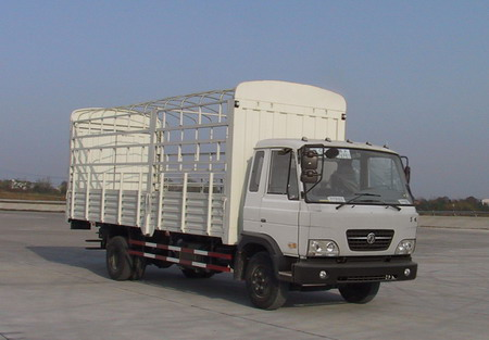东风仓栅车EQ5128CCQB3G1型仓栅式运输车